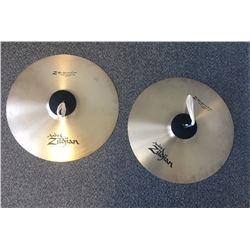 "Cymbals Zildjian 20"" ZMAC Crash Cymbal Pair w/ Grommets"