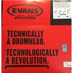 """Evans Drumheads 14"""" EC Snare Batter B14ECS"""