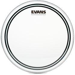 """Evans Drumheads 12"""" EC2 Clear Skin"""