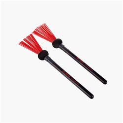 Vic Firth Cajon Bru-llet Brush Mallet Hybrid Drum Sticks