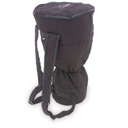 """TDBSK-10B  Toca Djembe Bag with Carry All Strap Kit - 10"""""""