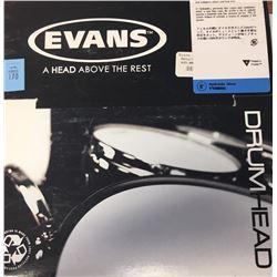 """Evans 8"""" Hydraulic Glass Drumhead"""
