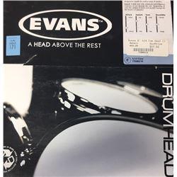 "Evans 8"" G14 Tom Head CL"