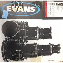 "Evans 6"" G1 Clear Drumhead"
