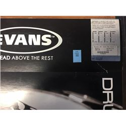 "Evans 15"" G14 Tom Head"