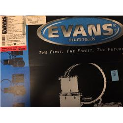 "Evans 15"" G1 clear Drum Head"