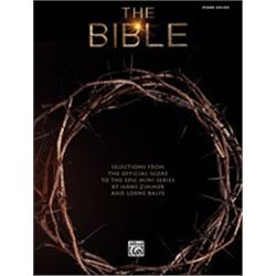 The Bible Hans Zimmer & Lorne Balfe - Alfred Music  Piano Songbook