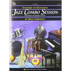 Standard of Excellence Jazz Combo Session - Guitar