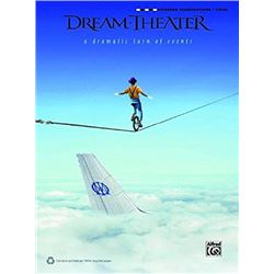 Dream Theater: A Dramatic Turn of Events, Keyboard Transcriptions, Vocal Paperback