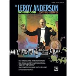 The Leroy Anderson Songbook -- A Centennial Celebration Vocal versions of Anderson hits including Sl
