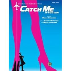 Catch Me If You Can Sheet Music from the Broadway Musical