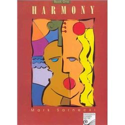 Harmony by Mark Sarnecki  Books one, two and three