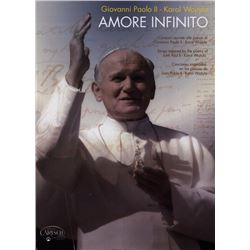 Amore Infinito Songs Inspired By The Poetry Of John Paul II