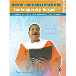 Top-Requested Contemporary Gospel Sheet Music: 10 Hits from the 1970s to Toda