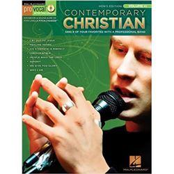 Contemporary Christian: Pro Vocal Men's Edition Volume 41