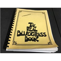 Paperbound Book - The Real Bluegrass Book
