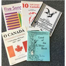 The Candiana Selection - Folk Songs, O Canada, en Francais et anglais