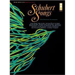 Music Minus One High Voice Soprano, Vol. 1 Schubert German Lieder