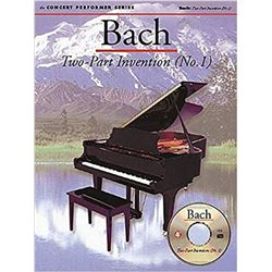 Piano Sheet Music - Bach, Schuman, and Hallelujah, I Believe