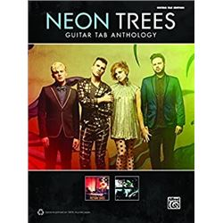 Alfred - Neon Trees Guitar Tab Anthology