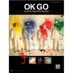 Alfred - Ok Go Guitar Tab Anthology