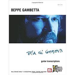 Beppe Gambetta Blu di Genova