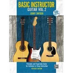 Basic Instructor guitar vol2