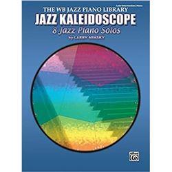 The WB Jazz Piano Library Kaleidoscope