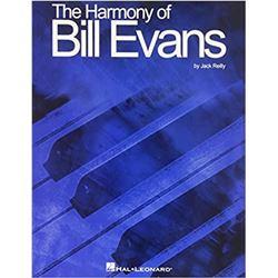 Hal Leonard - The Harmony of Bill Evans