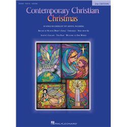 Hal Leonard - Contemporary Christian Christmas