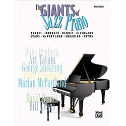 Alfred - The Giants of Jazz Piano