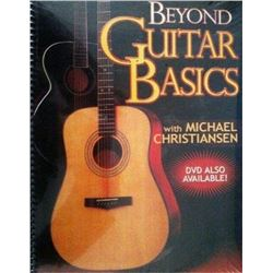 Beyond Guitar Basics Second Edition with DVD