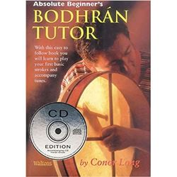 Absolute Beginners Guide Bodhran Tutor CD Edition