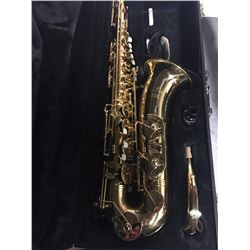 Buffet Crampon Evette Tenor Saxophone With Mouthpiece and Case