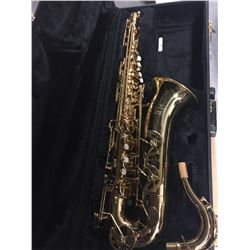 Buffet Evette Tenor Saxophone with case