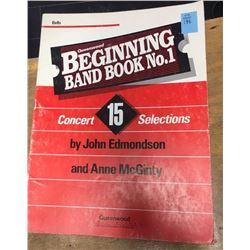 Beginning Band Book No. 1 - Bells