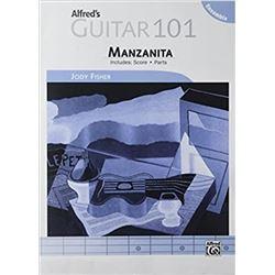 Alfred's Guitar 101 Manzanita