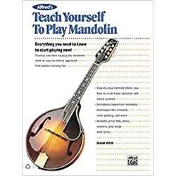 Alfred - Alfred's Teach Yourself Mandolin