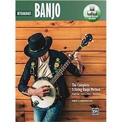 Alfred - Intermediate Banjo
