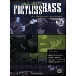Alfred - Steve Bailey's Fretless Bass + DvD