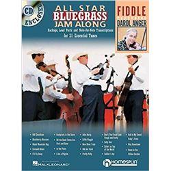 Hal Leonard - All Star Bluegrass Jam Along