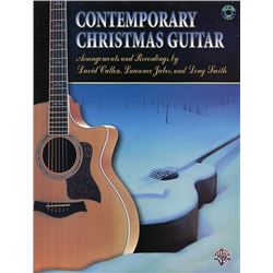 WB- Contemporary Christmas Guitar