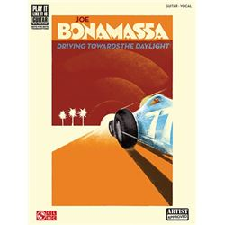 Artist Approved - Joe Bonamasser Driving Towards the Daylight