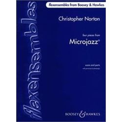 Christopher Norton four Pieces from Microjazz