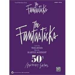 Alfred - Vocal Selections from The Fantastiks 50th Anniversary Edition