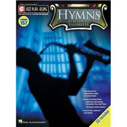 Hymns: 10 Beloved Favorites - Songbook/CD