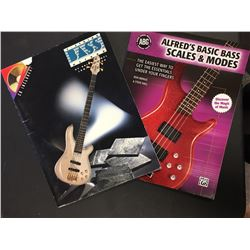 5-String Bass Method AND Alfred's Basic Bass Scales & Modes: The Easiest Way to Get the Essentials