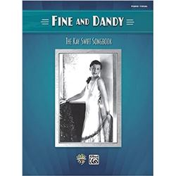 Fine and Dandy - The Kay Swift Songbook Paperback