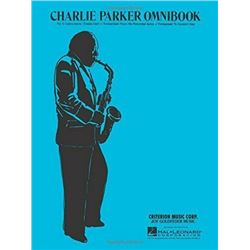 Charlie Parker Omnibook: For C Instruments (Treble Clef) by Charlie Parker With 3 CDs
