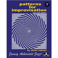 Patterns for Improvisation By Oliver Nelson